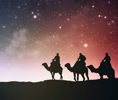 Advent Journey 'Wise Men'